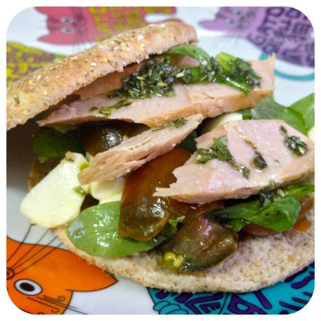 sandwich ventresca